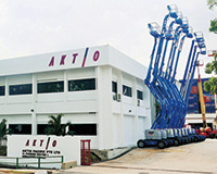 AKTIO PACIFIC PTE. LTD.