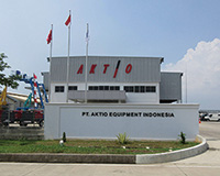 PT. AKTIO EQUIPMENT INDONESIA