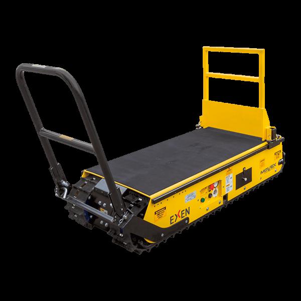 バッテリー式運搬車 | アクティオ | 提案のある建設機械・重機レンタル