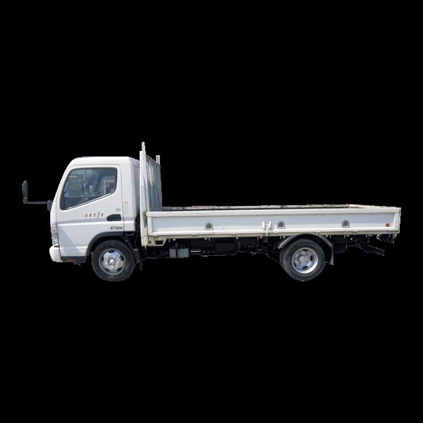2t・4tトラック | アクティオ | 提案のある建設機械・重機レンタル